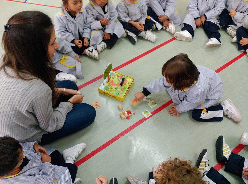 Infantil. Juegos de estimulación cognitiva