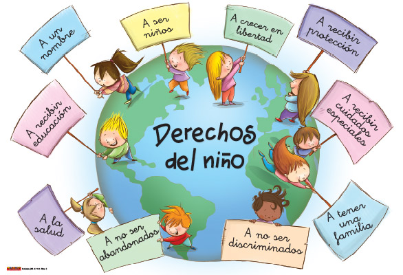 Semana de los Derechos del niño.