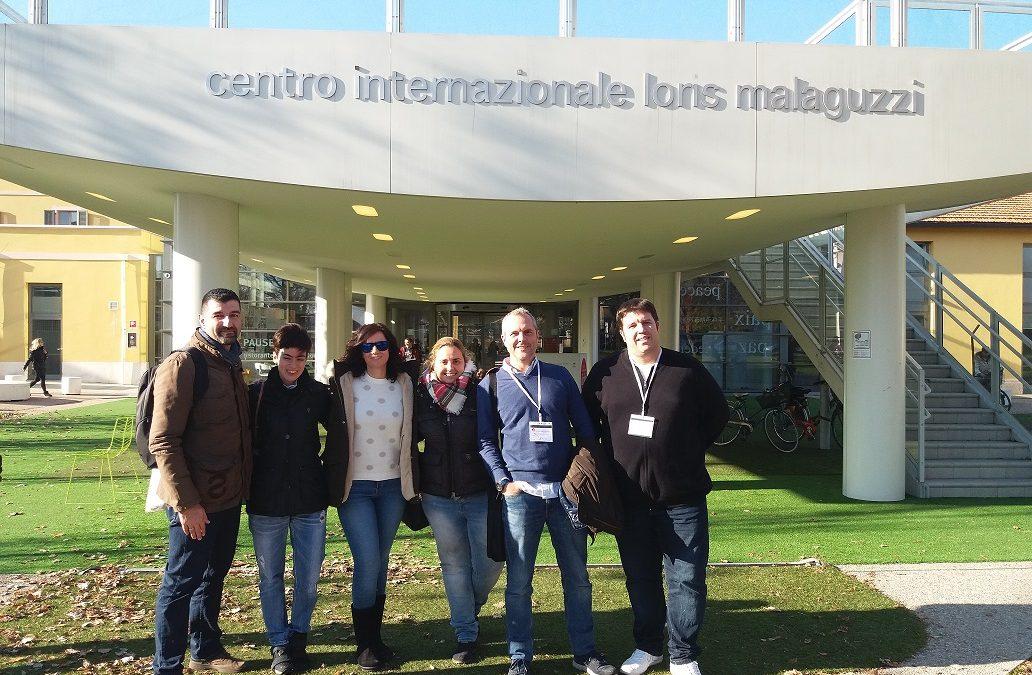 Infantil. Experiencia en Reggio Emilia