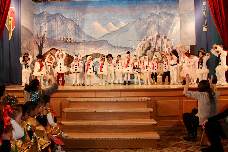 Infantil. Festival de Navidad