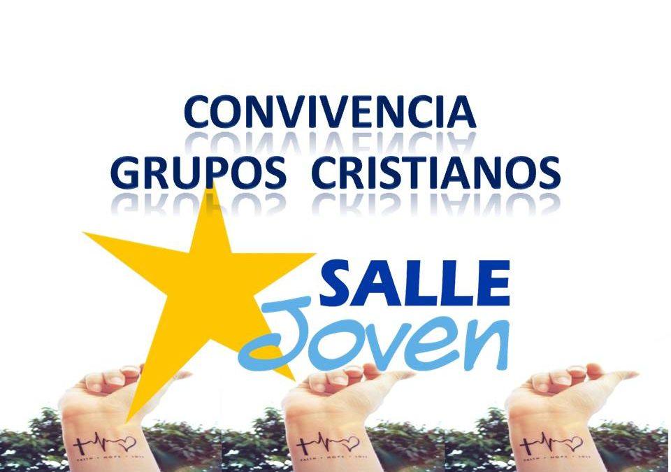 Grupos cristianos. Convivencia