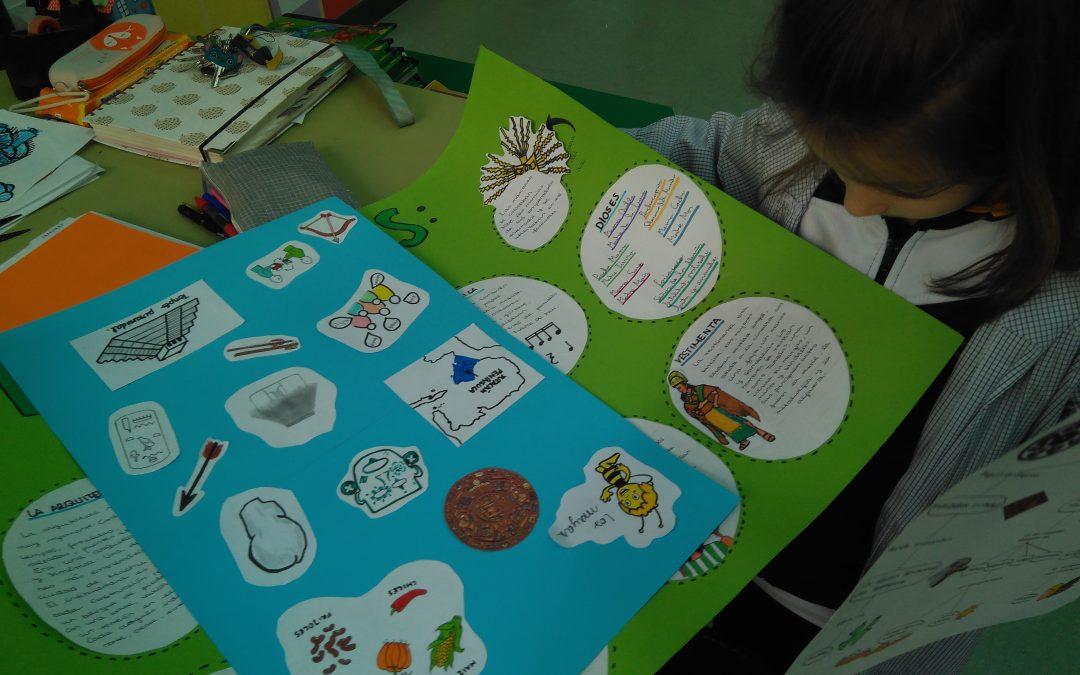 Infantil. ¡Los alumnos de Secundaria son nuestros profes!