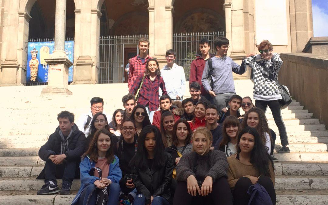 Bachillerato: Viaje a Roma