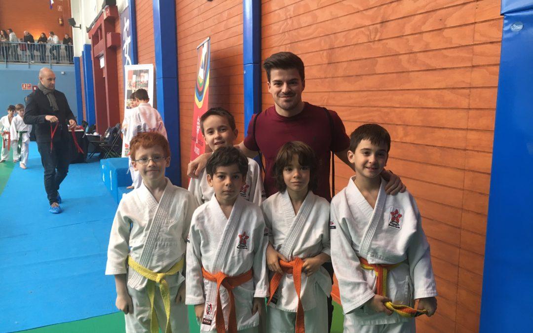 V Campeonato Judo Escuelas Católicas