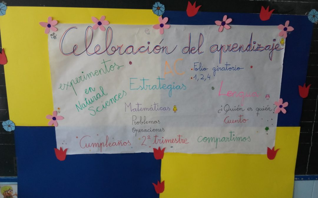 Primaria. Celebración del aprendizaje