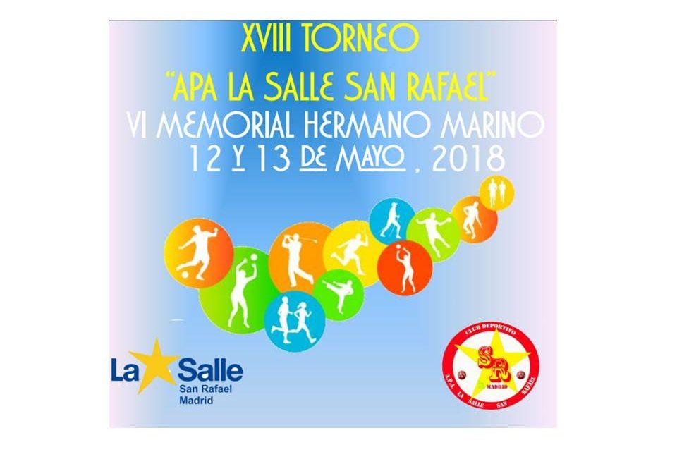 Torneo VI Memorial Hno. Marino