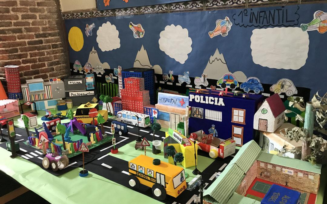 """Infantil. Fin del proyecto """"Viajar es soñar"""""""