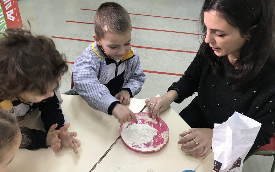 Infantil. Taller de padres sobre alimentación