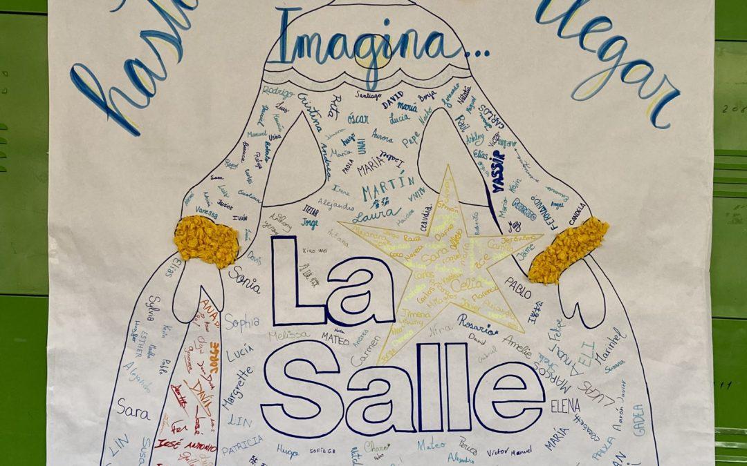 ESO. Meninas en La Salle San Rafael