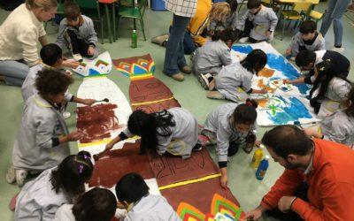 Taller de familias en Infantil: «Una tarde entre dioses egipcios»