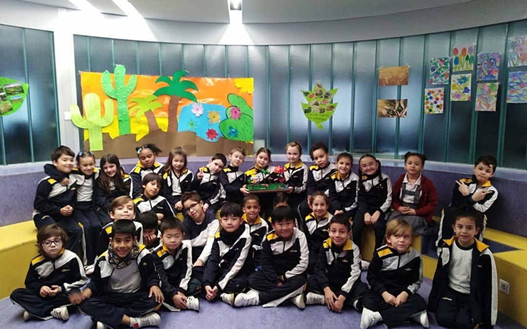 Primaria. Proyecto «The magic garden»