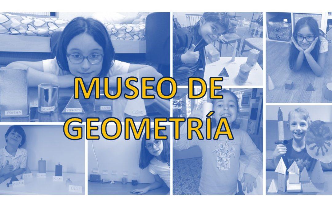 Primaria. Museo de geometría