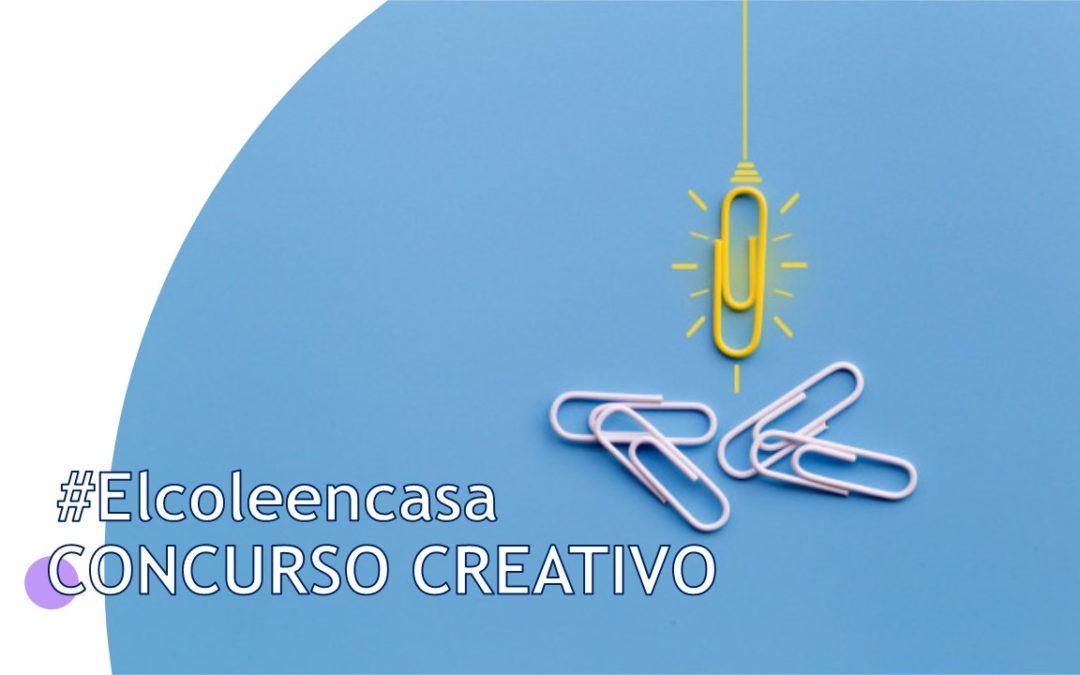 #Elcoleencasa.Concursos creativos y literarios