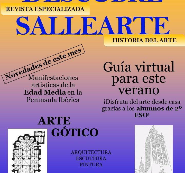 Secundaria. Revista SalleArte