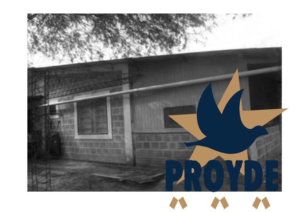 PROYDE. Proyecto solidario.
