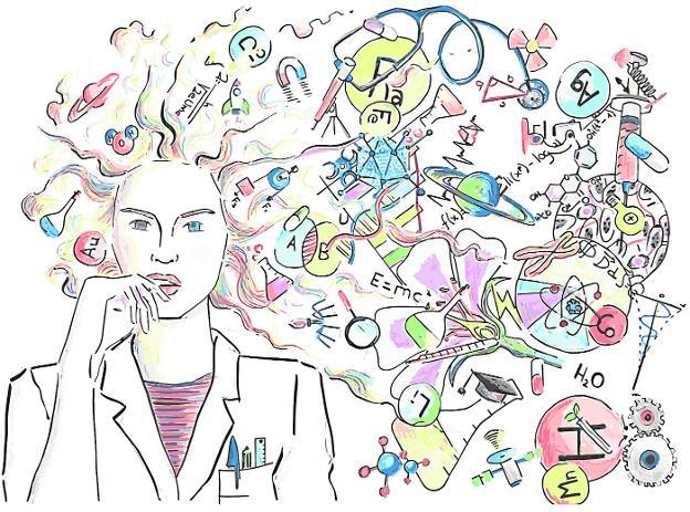 Secundaria. Actividades del «Día de la mujer en la Ciencia»
