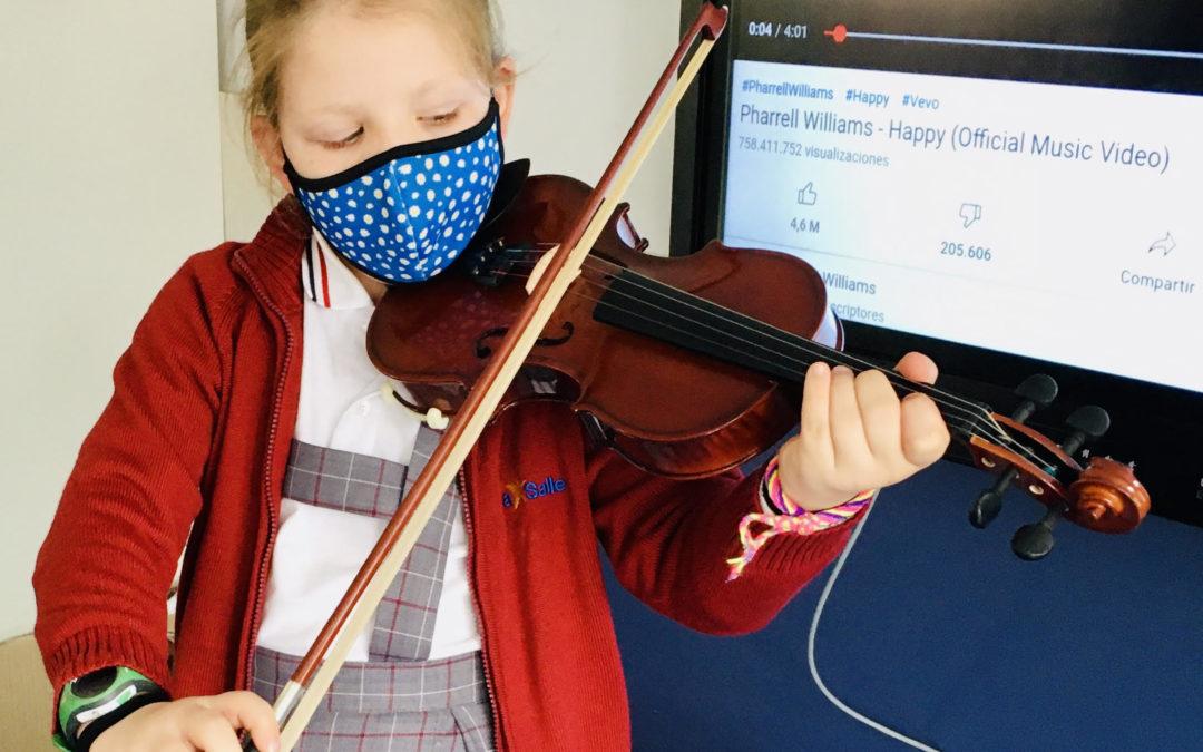 Primaria. La educación musical en el Nuevo Contexto de Aprendizaje
